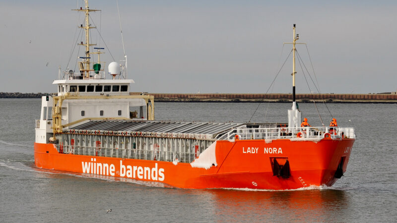 Wijnne Barends Lady Nora