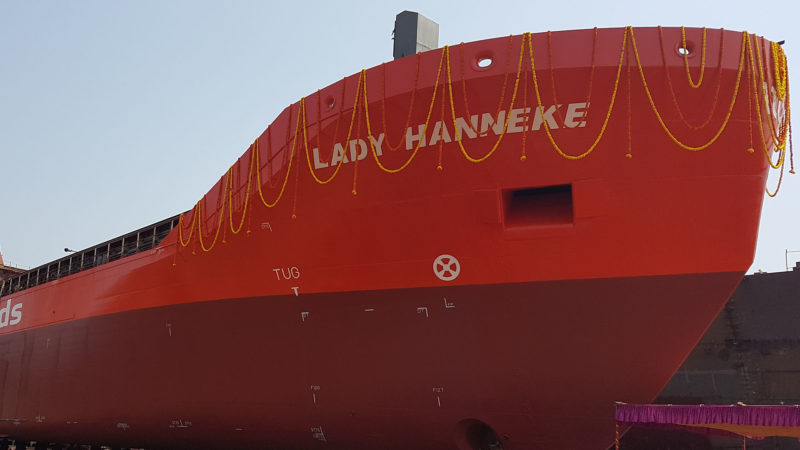 Launch Lady Hanneke